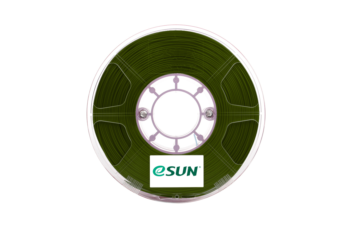 eSUN PLA+ Olive Green 1.75mm 1KG (Out of Stock)