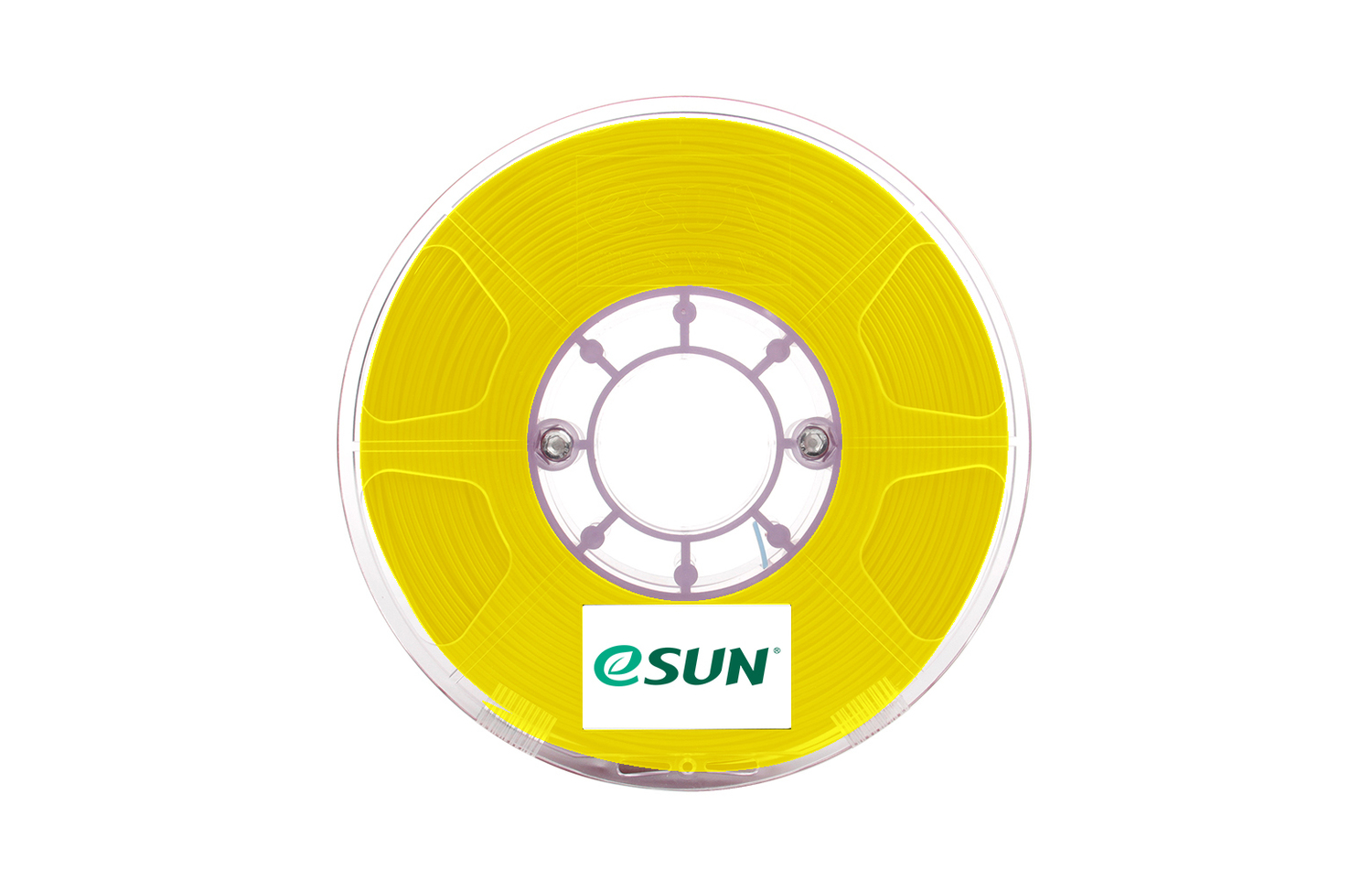 eSUN PLA+ Yellow 1.75mm 1KG