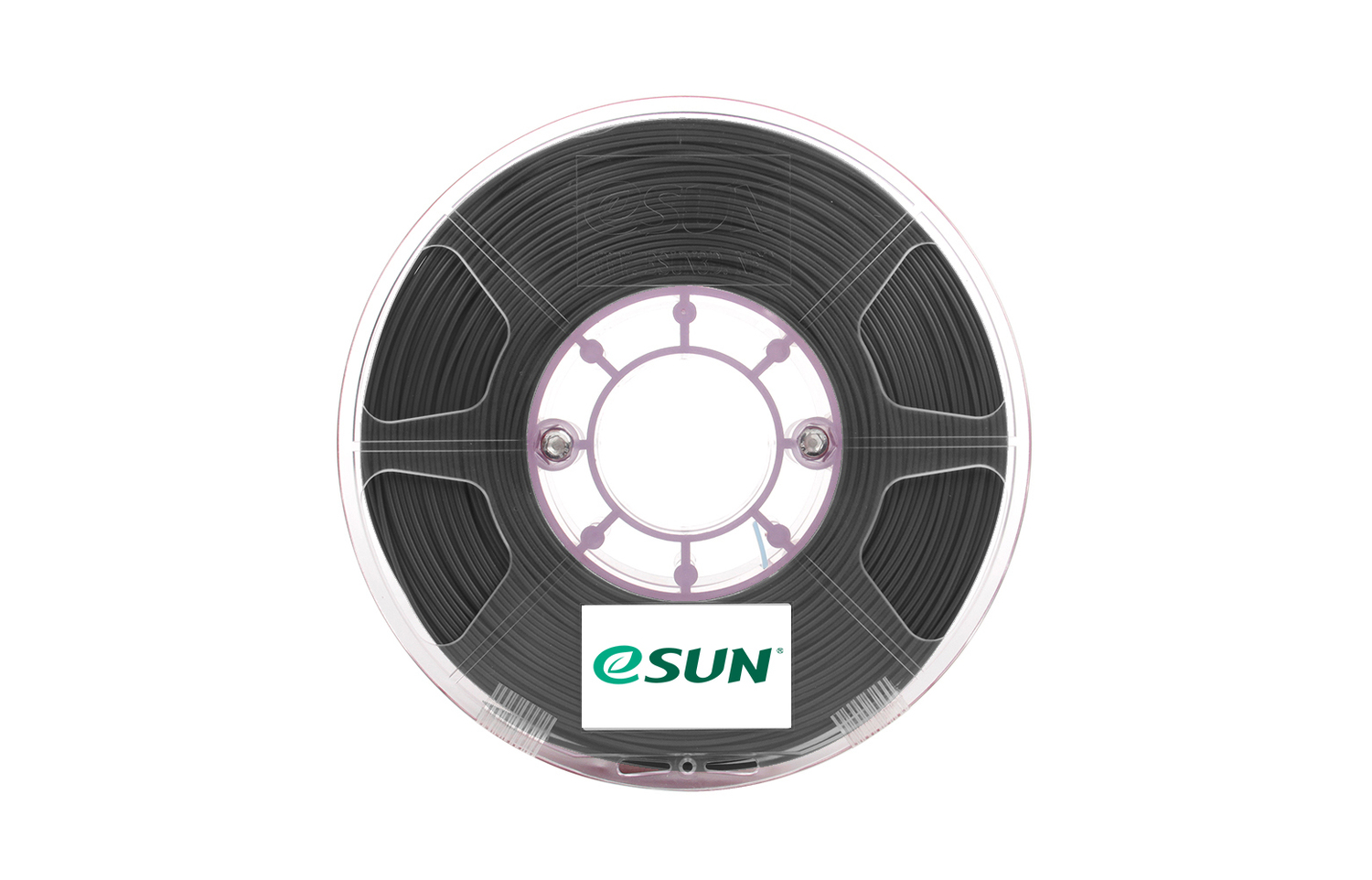 eSUN PLA+ Black 1.75mm 1KG