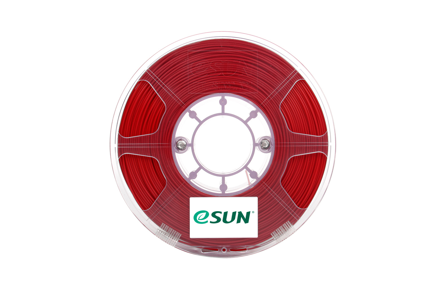eSUN PLA+ Red 1.75mm 1KG